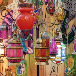 Lanterns and Lamps..... For interesting, vibrant, quirky and unusual lighting solutions