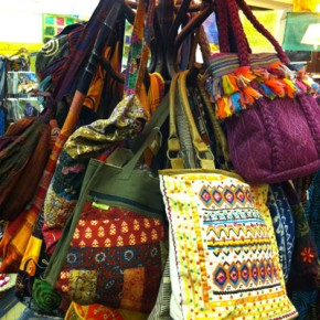 Bright & Funky Shoulder Bags