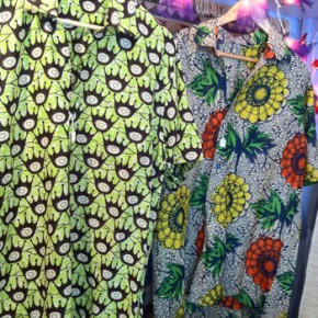 African Shirts