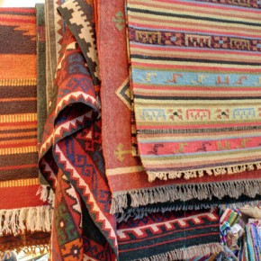 Rugs & mats available in multitude of styles and colours